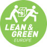 Lean Green logo Footer